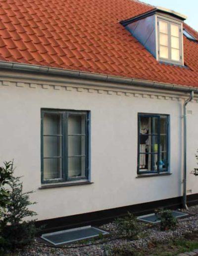 Hus som nyt med renovering